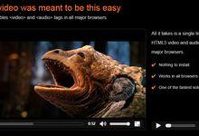 让你更愉快地使用HTML5的video和audio的html5media.js